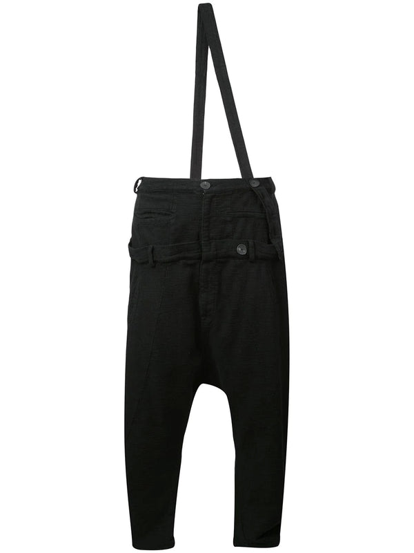 DUAL WAISTBAND TROUSERS
