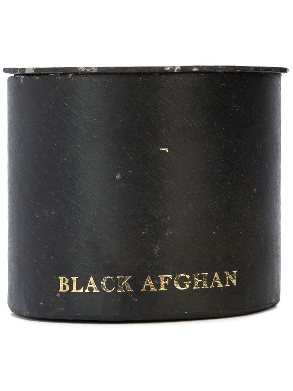 MINI CYLINDER BLACK AFHGAN