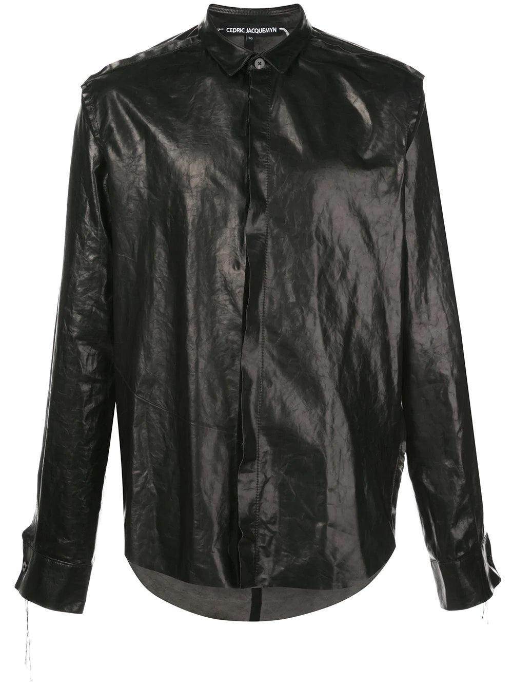 PELSH LEATHER SHIRT