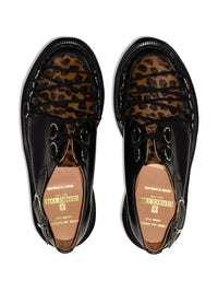 LEOPARD PRINT EXTRA LACE CREEPER