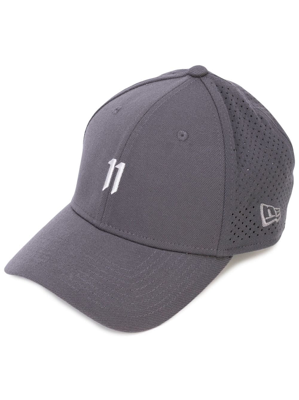 39THIRTY DARK GREY LOGO HAT