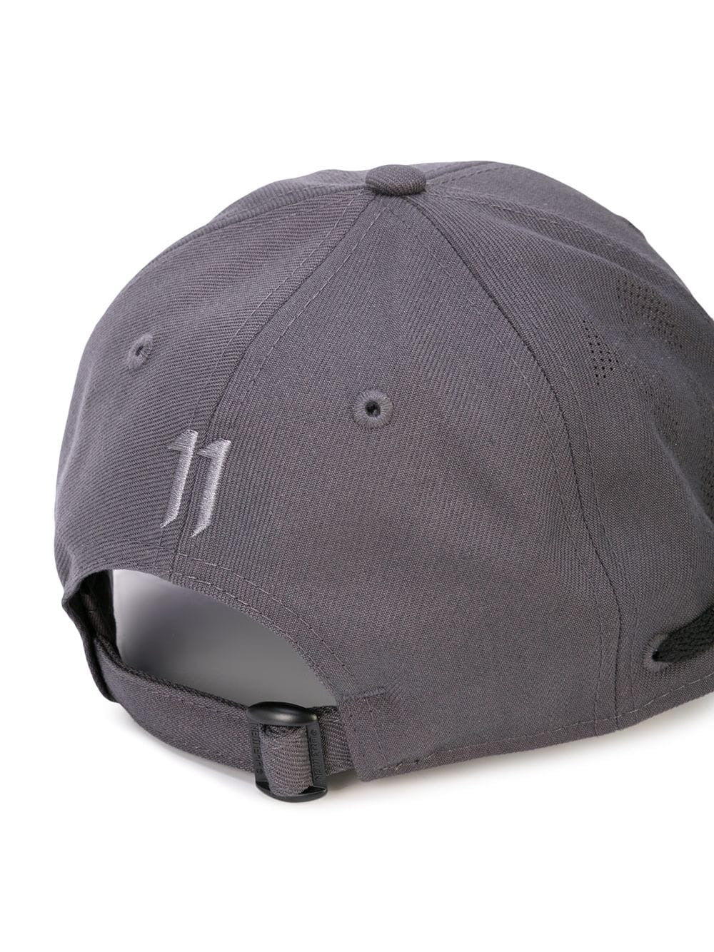 9FORTY DARK GREY MESH LOGO HAT