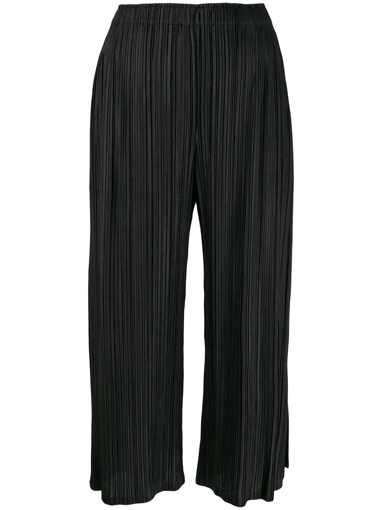 WIDE CROPPED PANT
