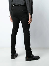 TAILORED SKINNY TROUSERS