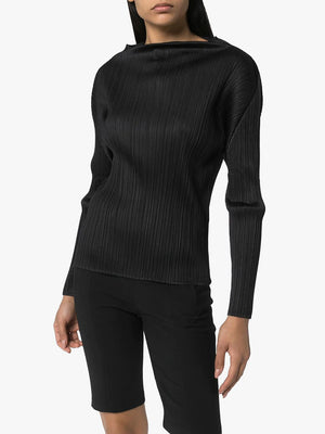 HIGH NECK LONG SLEEVE