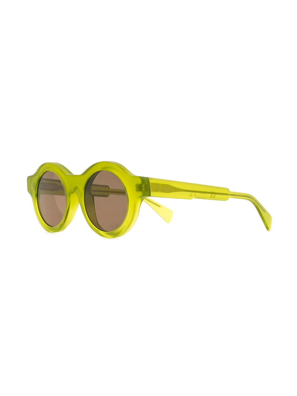 LIME GREEN A1 SUNGLASSES