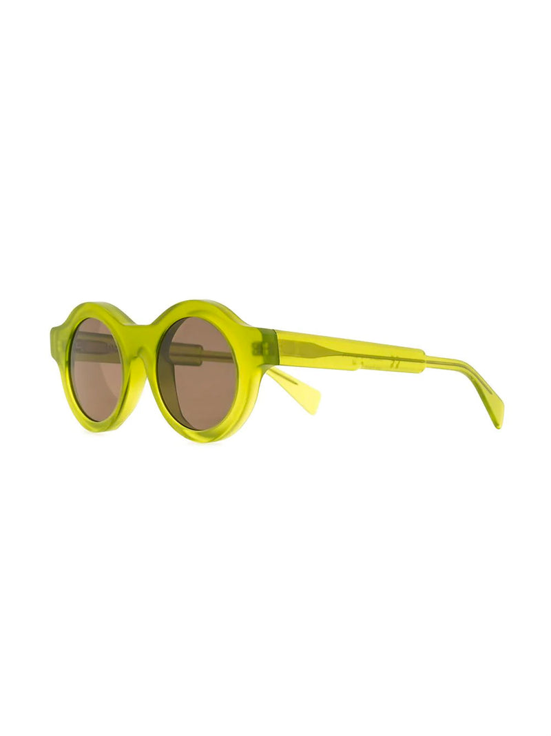 A1 LIME GREEN SUNGLASSES
