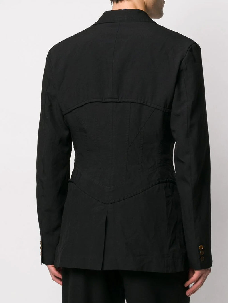 CORSETTED JACKET