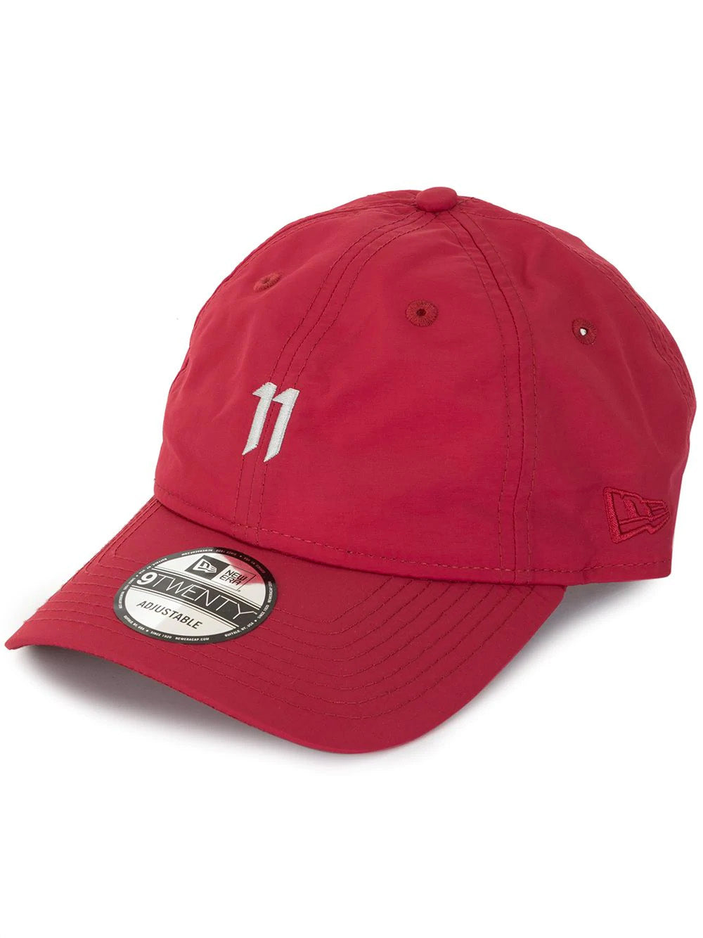 RED 11 LOGO HAT