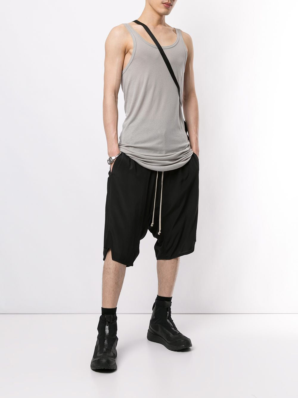 LIGHT GREY DYE TANK