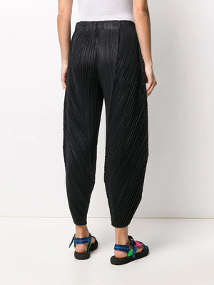 STRUCTURED PANTS