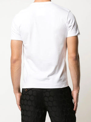 PEARL BEAD EMBROIDERY T-SHIRT