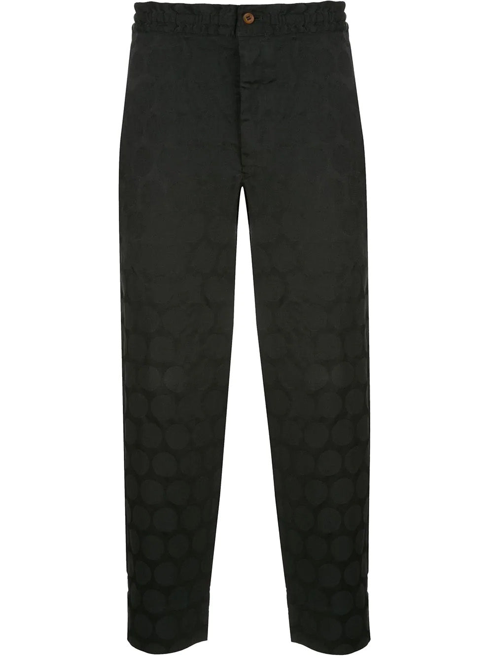 POLKA DOT PATTERN PANTS