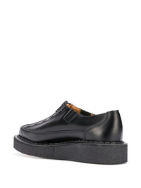 GEORGE COX ZIP SLIP ON CREEPER