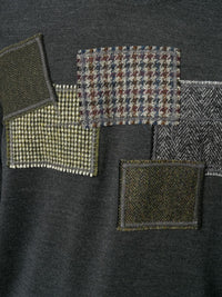 PATCHWORK SWEATER