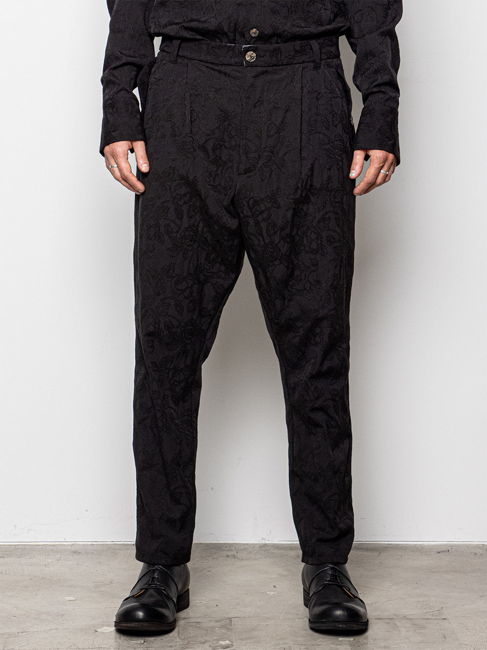 ODIN SILK FIELD TROUSER