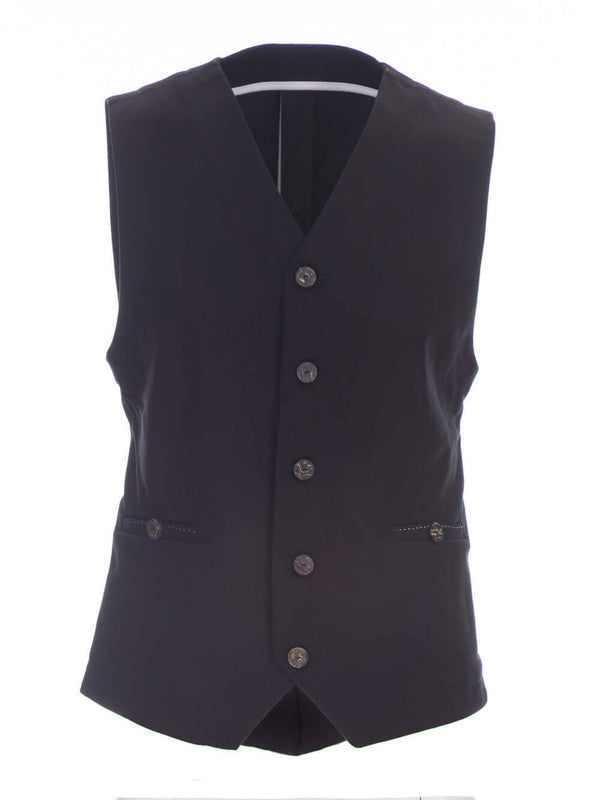 ERLING DENIM SUIT VEST