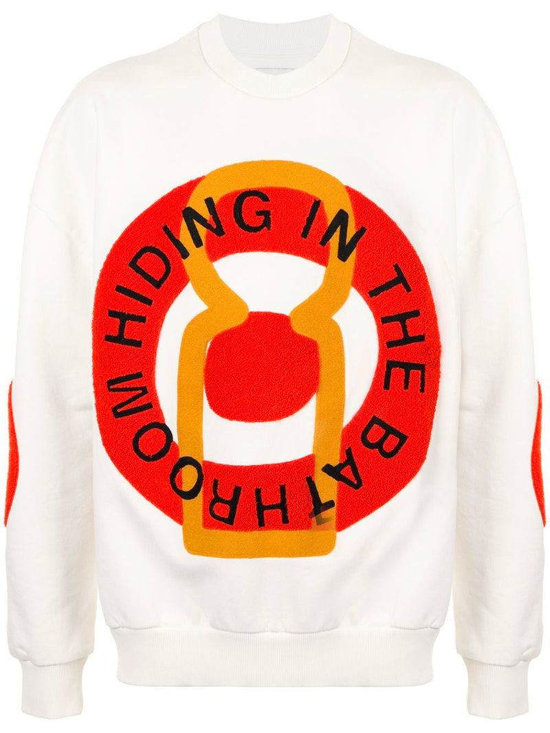 BIG CIRCLE SWEATER