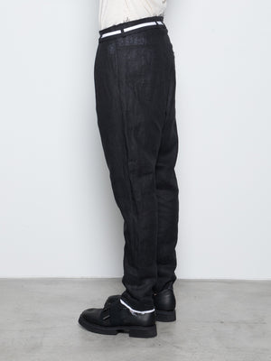 ARI DROPCROTCH TROUSER