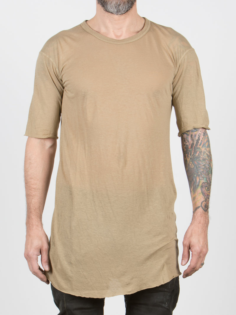 TS1 OBJECT DYED TEE SHIRT