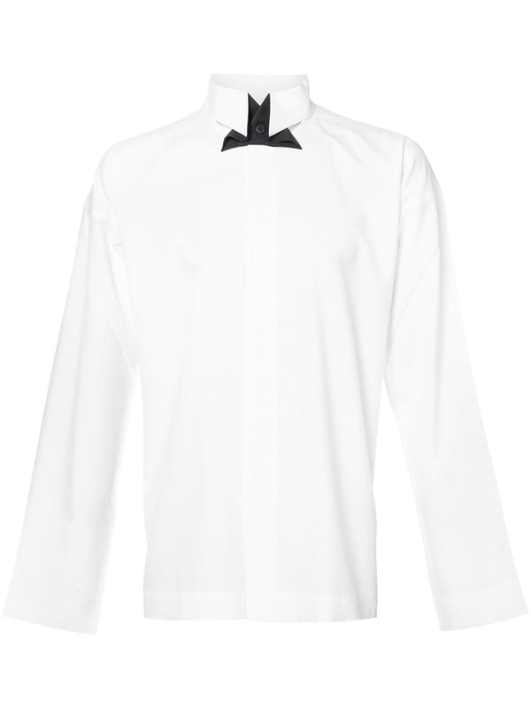 BOW TIE PRESS SHIRT