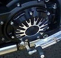 'OTEC' Turbo Mid Gear Cover