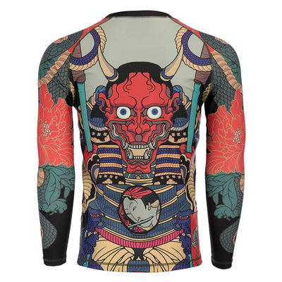 ONI Demon - BJJ Rash Guard