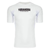 All White - BJJ Rash Guard