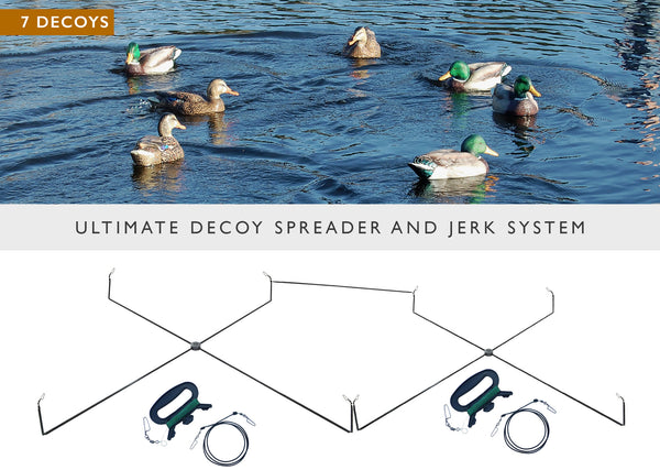 Ultimate Decoy Spreader System