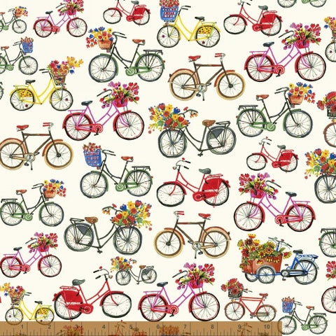 Flower Pedals bicycles - Na ponta d'agulha