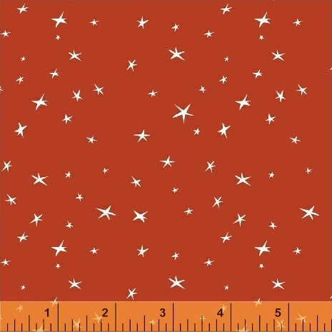 Stars in Red Nursery Rhymes