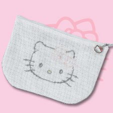 Bolsa Hello Kitty - Na ponta d'agulha
