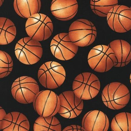 Basketballs black Sports - Na ponta d'agulha