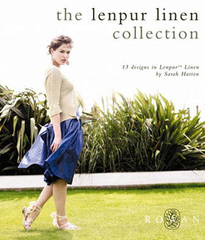 The Lenpur linen collection Rowan - Na ponta d'agulha