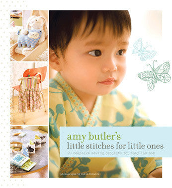 Amy butler's little stitches for little ones - Na ponta d'agulha