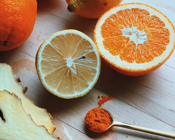 Immunity Shots - A Recipe By Holistic Nutritionist Fran Allen