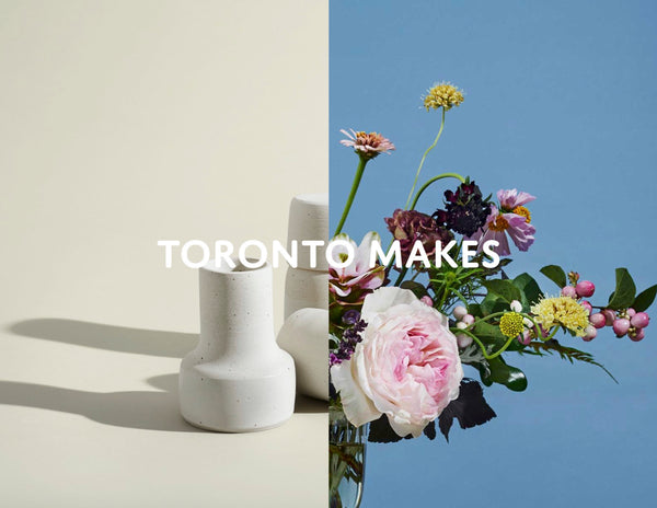 Why we love Toronto makers and the Toronto Makes project!