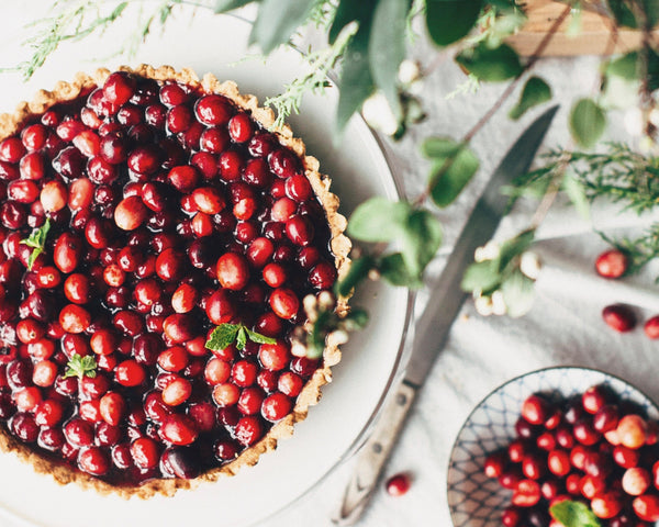 Holiday Eating For Healthy Mind, Body + Spirit by Fran Allen