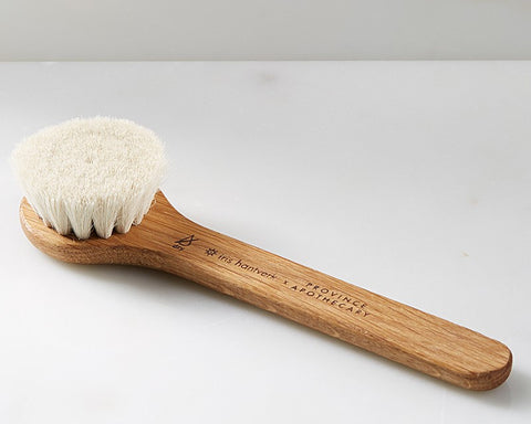 The History of Dry brushing