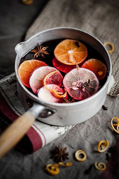 Recipe | Aromatic Mulled Wine for a Cold Winter's Night