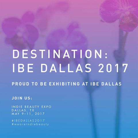 Indie Beauty Expo Dallas 2017