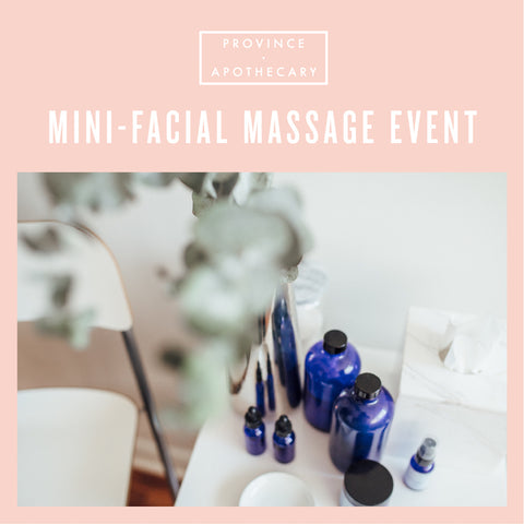 The Truth Beauty Company (Guelph) Mini-Facial Massage Event