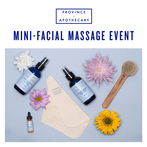 The Detox Market Scollard Mini Facials