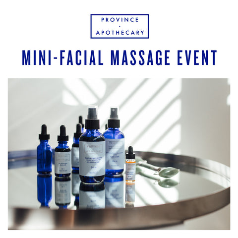 The Detox Market Union Mini Facials