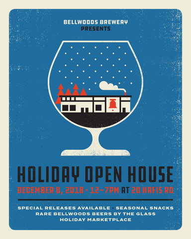 Bellwoods Brewery Holiday Open House