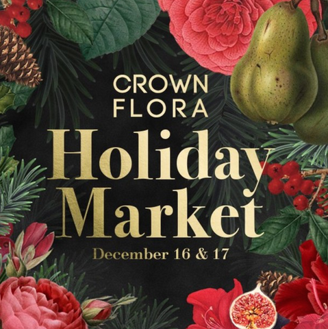 CROWN FLORA HOLIDAY MARKET