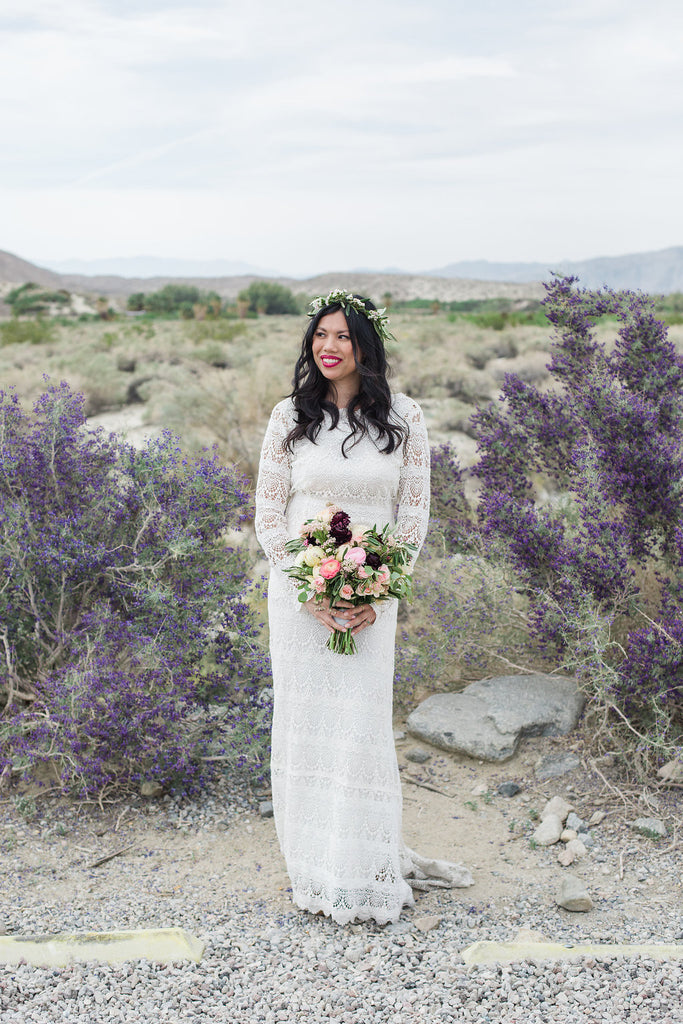 Guide for the Organic Bride: Part 2 | Green Makeup & Self Care Tips from Natalie Matias