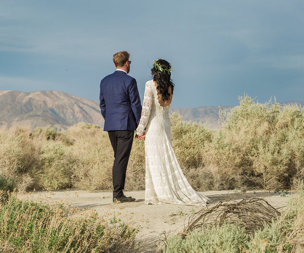 Guide for the Organic Bride: Part 1 | Natural Skincare & Wellness for the Big Day