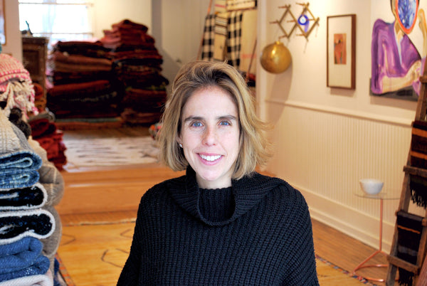 Women We Admire | Miriam Zittell of Mellah