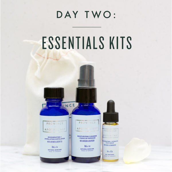 SEVEN DAYS OF GIFT GIVING | DAY 2: ESSENTIAL KITS
